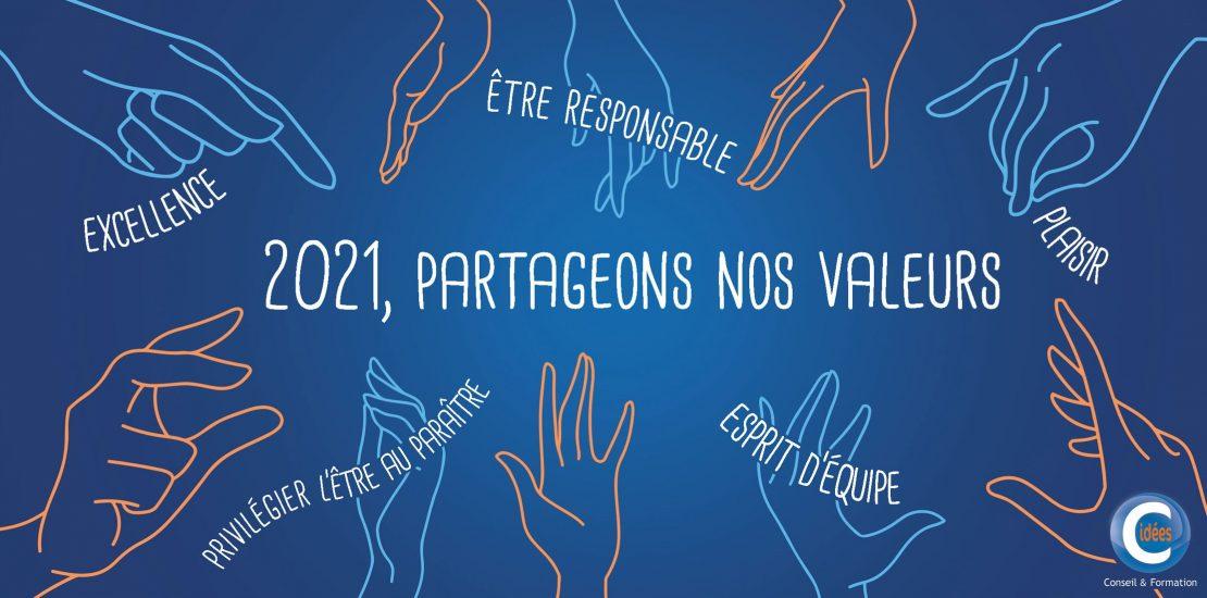 Valeurs Cidées 2021